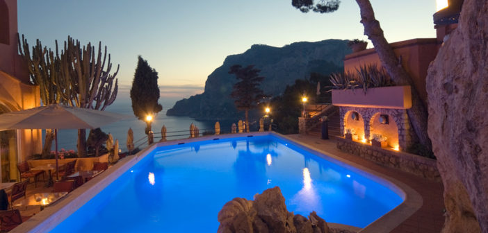 Hotels in Capri