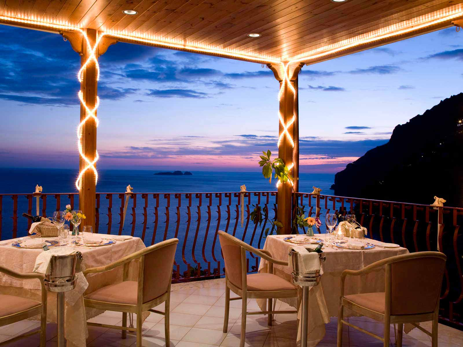 Best Restaurants Positano