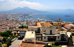 accommodation in napoli