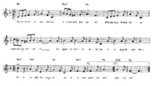neapolitan song