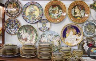 ceramics ischia