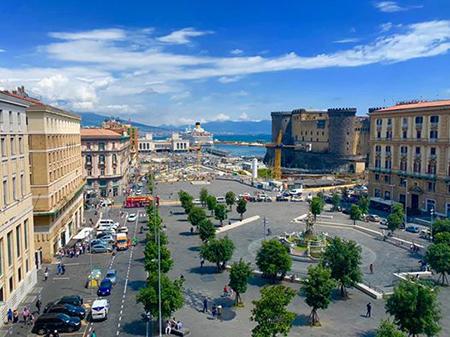piazza municipio